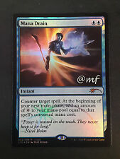 RISUCCHIA POTERE - MANA DRAIN FOIL JUDGE REWARDS   - MTG MAGIC [magicfun]