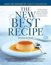 The New Best Recipe by Cook's Illustrated/America's Test Kitchen 2004 HC HTF OOP