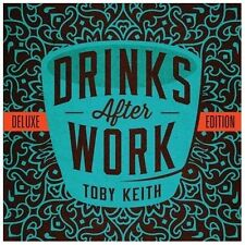 Drinks After Work [10/29] by Toby Keith (CD, Oct-2013, Show Dog) NEW