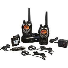 Waterproof Walkie Talkie Set of 2 Way Midland Radio 36-Mile Range Handheld, NEW
