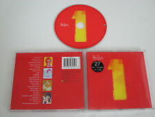 THE BEATLES/1(EMI-APPLE RECORDS 7243 5 29325 2 8) CD ALBUM