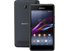 Sony XPERIA E1 D2004 Black Unlocked Cell Phone