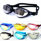 Adult Eye Protect Non-Fogging Anti UV Swimming Swim Goggle Glasses Adjustable