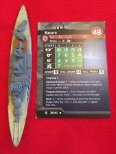 Axis & Allies War at Sea Miniatures - Nagato - Battleship