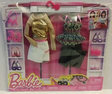 BARBIE FASHION 2 PACK GLAM ROCK DMP33 NEW*