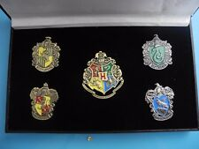 New Harry Potter Hogwarts House Pins Gryffindor Slytherin Hufflepuff Ravenclaw