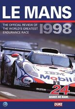 Le Mans 1998 - Official review (New DVD) 24 Hour Endurance race