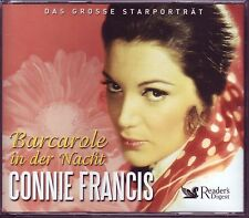 Connie Francis -  Reader's Digest  3 CD BOX