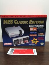 New 2016 Nintendo NES Classic Edition MODDED Includes over 750 games!