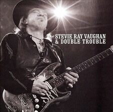 The Real Deal Greatest Hits (CD) Stevie Ray Vaughan  (SEALED and NEW) Shelf GS 7