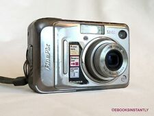 Fujifilm FinePix A500 5.1 MP Digital Camera - Sold for Parts or Repair