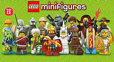 LEGO Minifigures #71008 - Serie 13 - Collection Complete - NEW / NEUF - Sealed