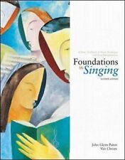 Foundations in Singing by John Glenn Paton and Van A. Christy (2001,...