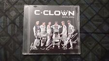 C-CLOWN JUSTICE Autographed/Signed album SNSD EXO BAP TVXQ BIGBANG exid ikon AOA