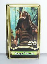 Star Wars Force File Insert for Gungan Warrior Power of the Jedi POTJ 2000