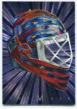 2001-02 Between the Pipes Masks 23 Damian Rhodes