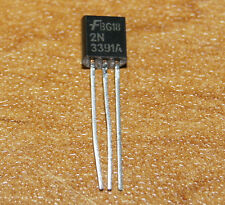 Transistor 2N3391 NPN grand gain petits signaux TO-92 electronic part - Neuf