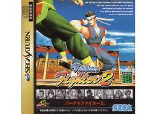 ## SEGA SATURN - Virtua Fighter 2 (JAP / JP) - TOP ##