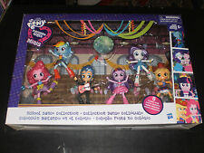 MY LITTLE PONY EQUESTRIA GIRLS MINIS SCHOOL DANCE COLLECTION HASBRO SEALED