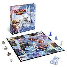 Junior Monopoly Disney Die Eiskönigin Kinder Spiel Brettspiel Hasbro Spiel