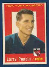 LARRY POPEIN  59-60 TOPPS 1959-60 NO 21 EXMINT+ 4