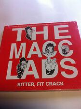 The Macc Lads Bitter, Fit Crack CD Punk