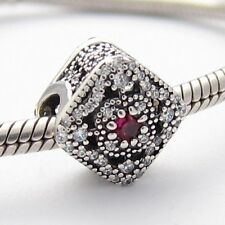 MAGICAL TREASURE CHARM Bead Sterling Silver.925 for European Bracelet 566