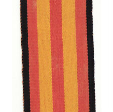 Nastro per Medaglia Volontari di Spagna Johnson Guerra Civile Falange Franco OMS