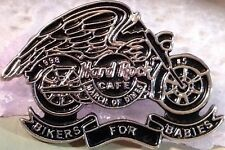 Hard Rock Cafe MARCH of DIMES Bikers for Babies MOTORCYCLE Staff PIN - HRC #3588