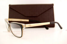 Brand New GUCCI Eyeglass Frames 3678 4WH Black/Gold 100% Authentic