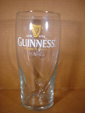 GUINNESS HARP STOUT BEER GLASS GRAVITY BAR GLASSES PINT MARK IRISH
