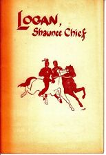 Logan, Shawnee Chief Public Library of Fort Wayne Indiana Booklet 1954