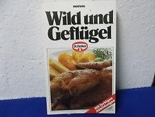 Rezeptbuch:  Dr. Oeker Wild und Geflügel