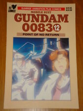 MOBILE SUIT GUNDAM 0083 #12 POINT OF NO RETURN GN