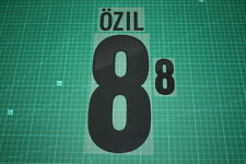 Germany 12/14 #8 OZIL Homekit Nameset Printing