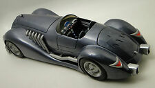 Ford Custom 1940s Race Car Dragster Drag Hot Rod Concept 24 1 18 Carousel Gray