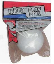 1 Dozen SOFTBALL Wiffle® Balls WITHOUT HOLES New!