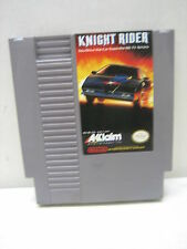 NINTENDO NES KNIGHT RIDER GAME CARTRIDGE CLEANED & TESTED