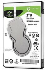 Seagate 2TB Barracuda Sata 6GB/s 128MB Cache 2.5-Inch 7mm Internal Laptop G