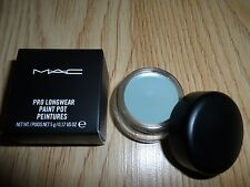 MAC PRO LONGWEAR PAINT POT * CLEARWATER * NIB F/S 5g SEA FOAM