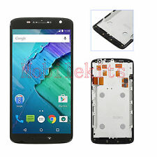 LCD Display Digitizer Touch Screen + Frame For Motorola Droid Maxx 2 XT1565