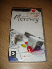 Archer Maclean's Mercury for Sony PSP