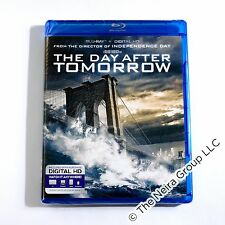The Day After Tomorrow Blu ray New Dennis Quaid Jake Gyllenhaal