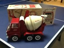 1960's Tonka Cement Mixer Truck #2620 with Box