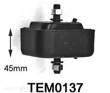 ENGINE MOUNT FRONT TO SUIT FORD LASER E5 4 Cyl CARB KA//KB 1981-1985