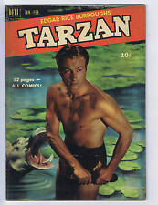 Tarzan #19 Dell 1951