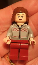 *LEGO HARRY POTTER MINIFIGURE: HERMIONE GRANGER HP121 (rare!) Diagon Alley 10217