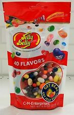Jelly Belly Gourmet Jelly Beans 40 Flavors 9.8 oz Resealable Pouch