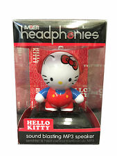 "Hello Kitty Mobi Headphonies Micro MP3 Speaker 3"" New in Box"