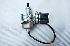 CG125 XR125 XL125 CARBURETTOR  CARB CARBY WITH RACING AIR FILTER S & B TYPE